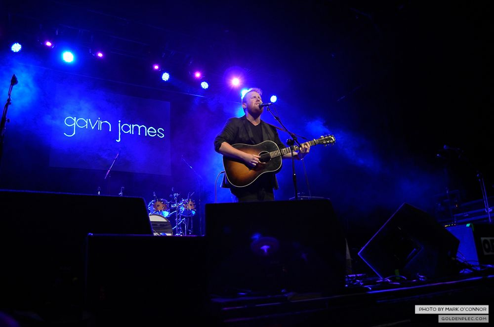 Gavin James  Fm104 gig Olympia Theatre by Mark O' Connor (2 of 10)