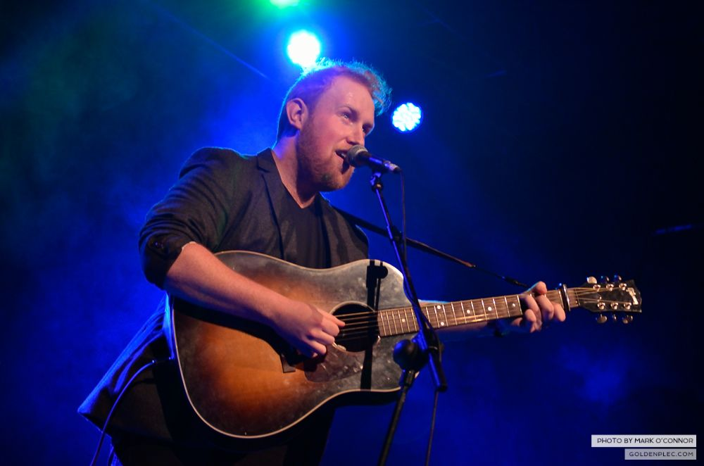 Gavin James  Fm104 gig Olympia Theatre by Mark O' Connor (4 of 10)