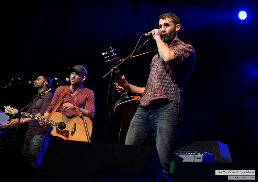 Hermitage Green  Fm104 gig Olympia Theatre by Mark O' Connor (1 of 20)