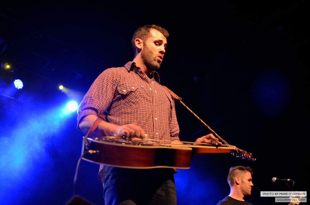 Hermitage Green  Fm104 gig Olympia Theatre by Mark O' Connor (3 of 20)