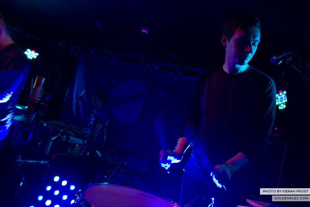 CODES at Whelans by Kieran Frost