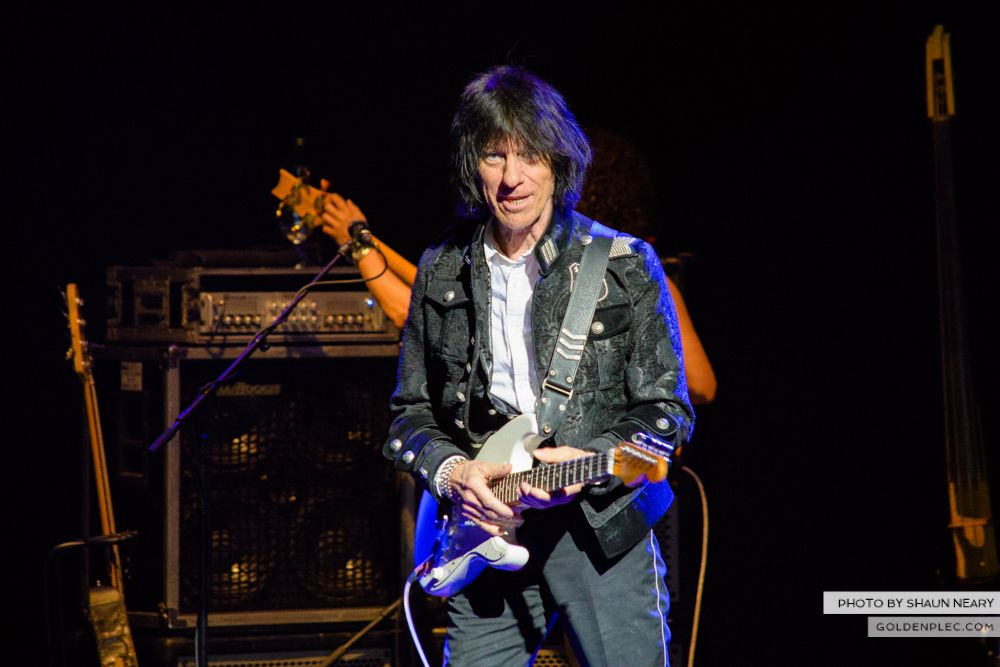 Jeff Beck at The Olympia Theatre, Dublin on May 21st 2014 by Shaun Neary-14