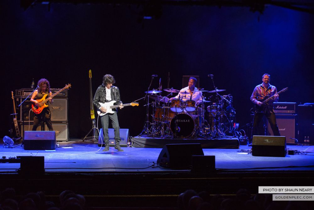 Jeff Beck at The Olympia Theatre, Dublin on May 21st 2014 by Shaun Neary-20
