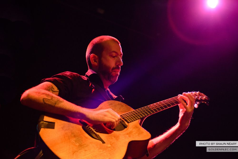 Jon Gomm at The Button Factory, Dublin on May 23rd 2014 by Shaun Neary-19