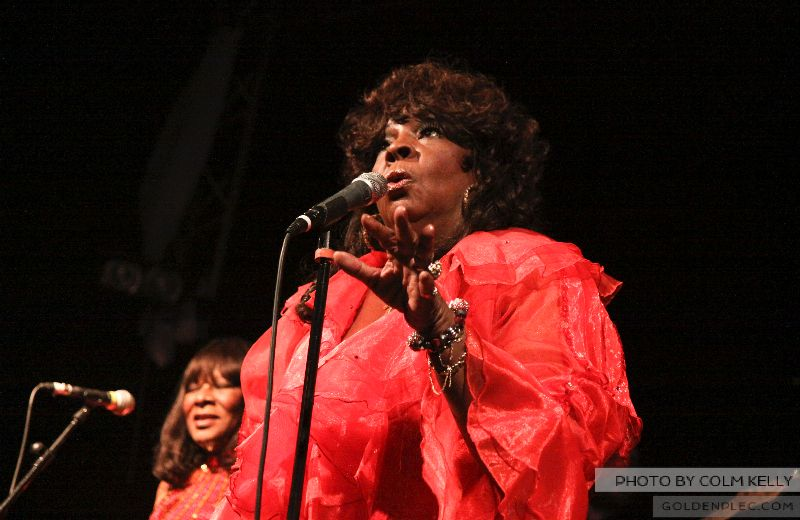 Martha Reeves & Vandellas at Button Factory by Colm Kelly