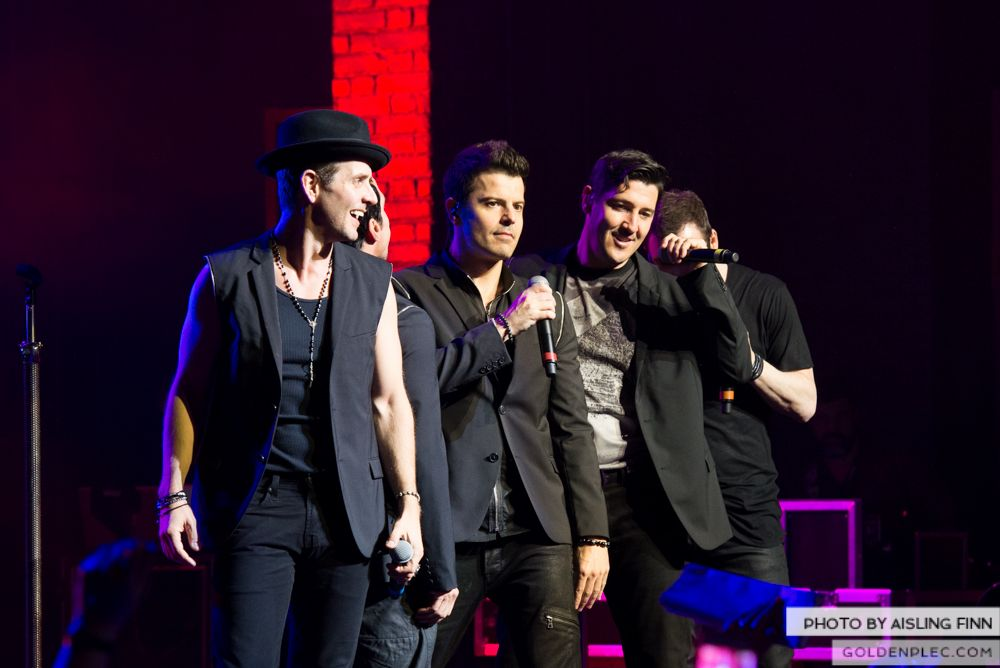 NEW KIDS ON THE BLOCK at THE BORD GAIS ENERGY THEATRE by AISLING FINN-1-85