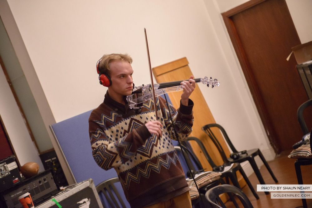 [REHEARSAL] Meltybrains at Asylum Studios, Dublin on May 13th 2014 by Shaun Neary-08