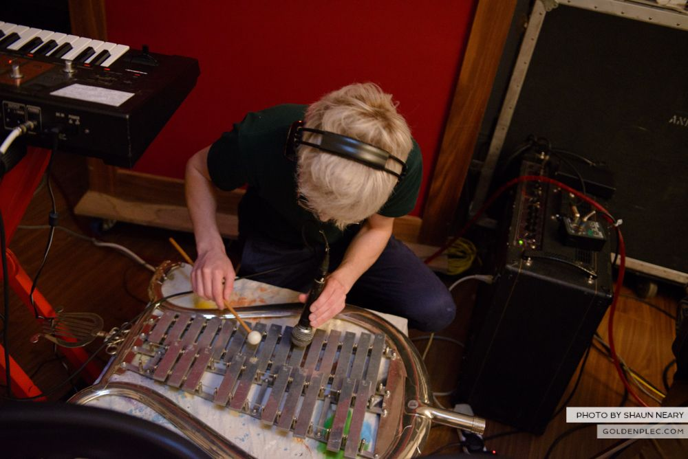 [REHEARSAL] Meltybrains at Asylum Studios, Dublin on May 13th 2014 by Shaun Neary-16