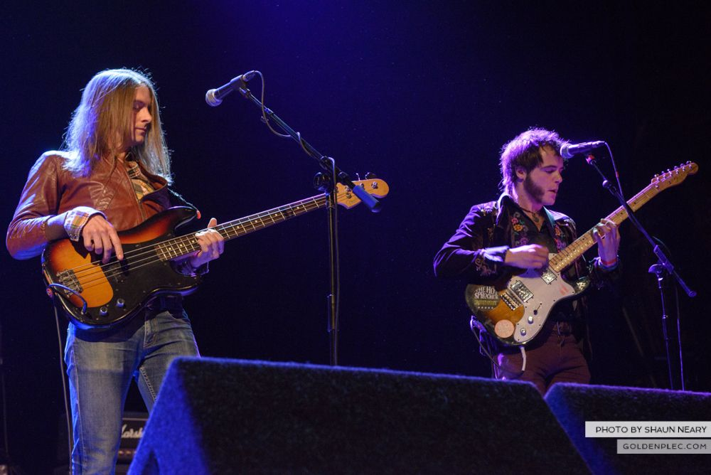 The Hot Sprockets at Barretstown Inspirations, Olympia Theatre, Dublin on May 2nd 2014 by Shaun Neary-02