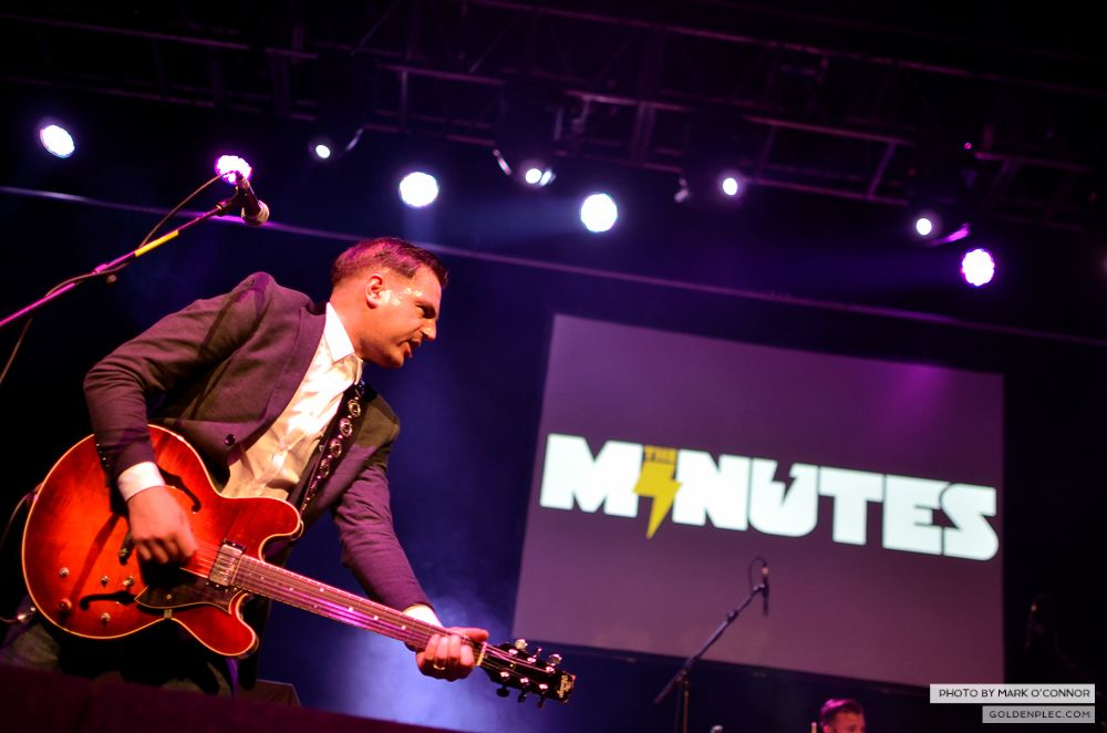 The Minutes  Fm104 gig Olympia Theatre by Mark O' Connor (3 of 20)