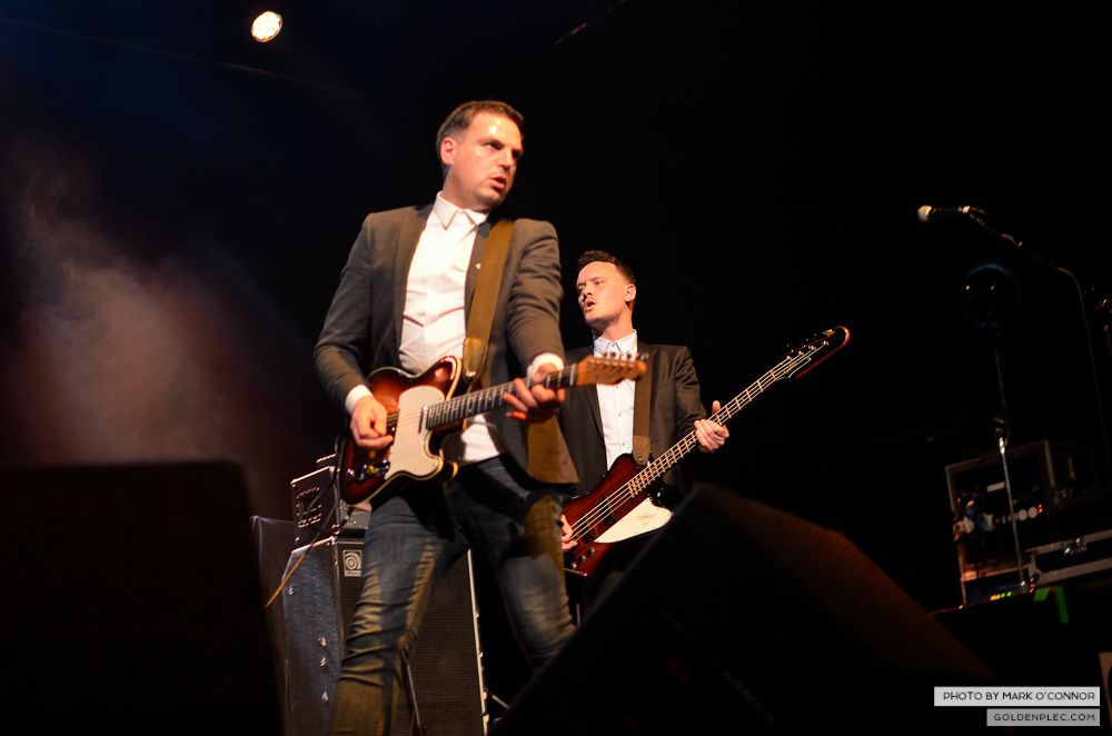 The Minutes  Fm104 gig Olympia Theatre by Mark O' Connor (9 of 20)