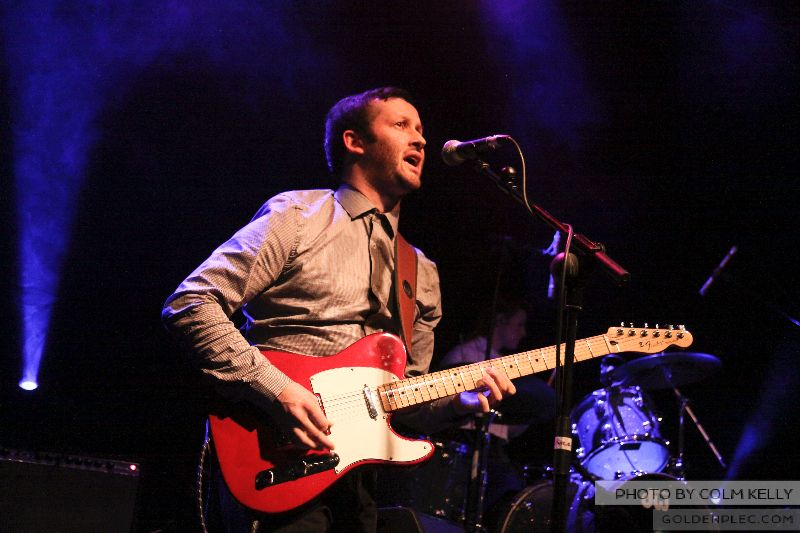 The Statics at The Button Factory by Colm Kelly