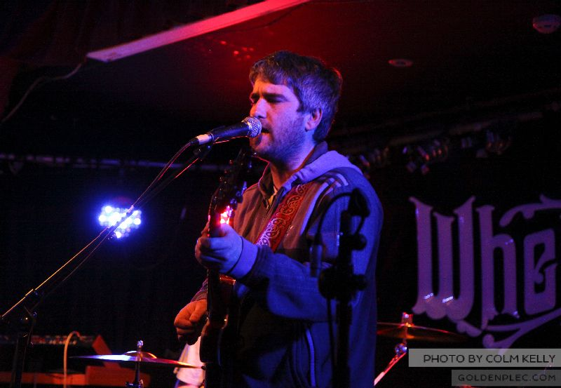 The Tea Street Band at Whelans by Colm Kelly
