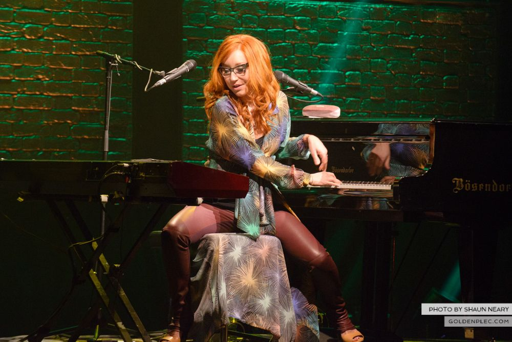 Tori Amos at The Olympia Theatre, Dublin on May 7th 2014 by Shaun Neary-13