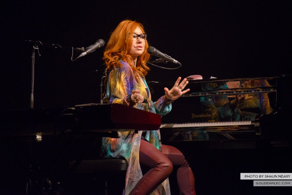 Tori Amos at The Olympia Theatre, Dublin on May 7th 2014 by Shaun Neary-19