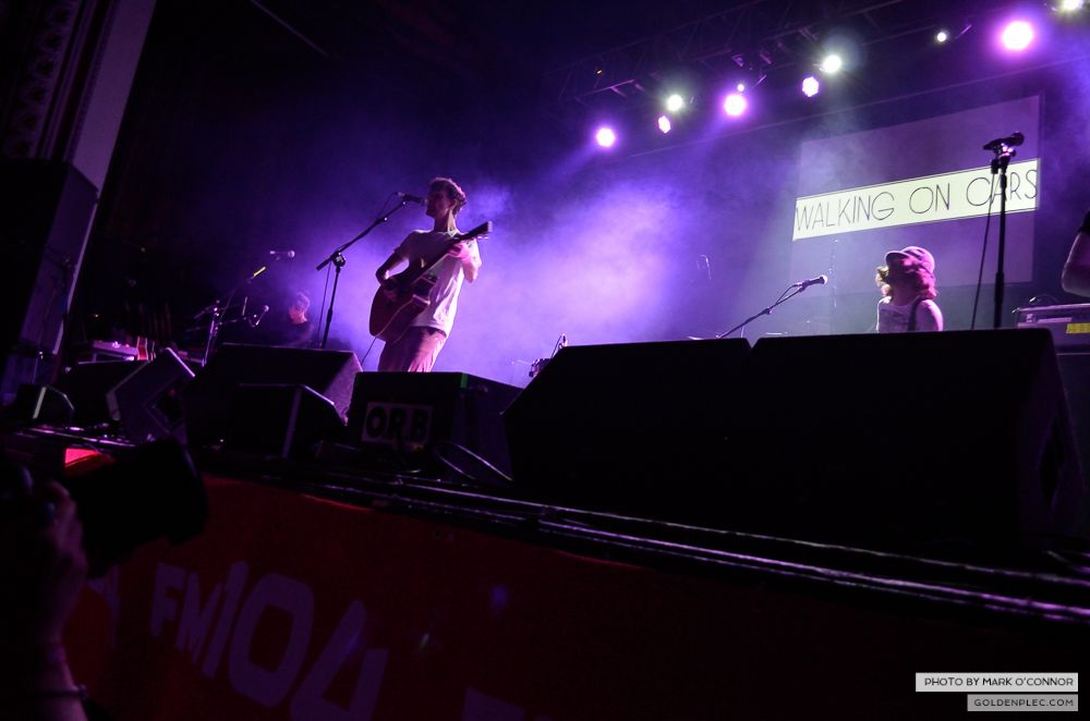 Walking On Cars  Fm104 gig Olympia Theatre by Mark O' Connor (16 of 21)