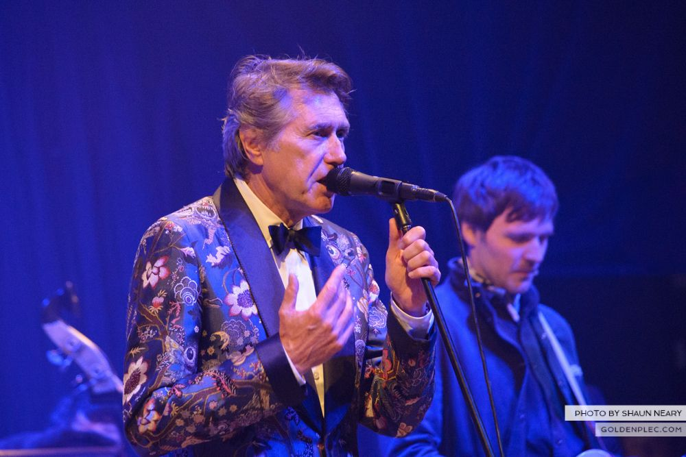 Bryan Ferry at The National Concert Hall, Dublin on June 18th 2014 by Shaun Neary-04