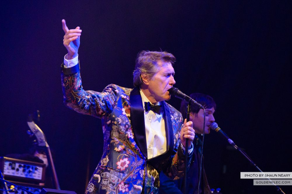 Bryan Ferry at The National Concert Hall, Dublin on June 18th 2014 by Shaun Neary-05