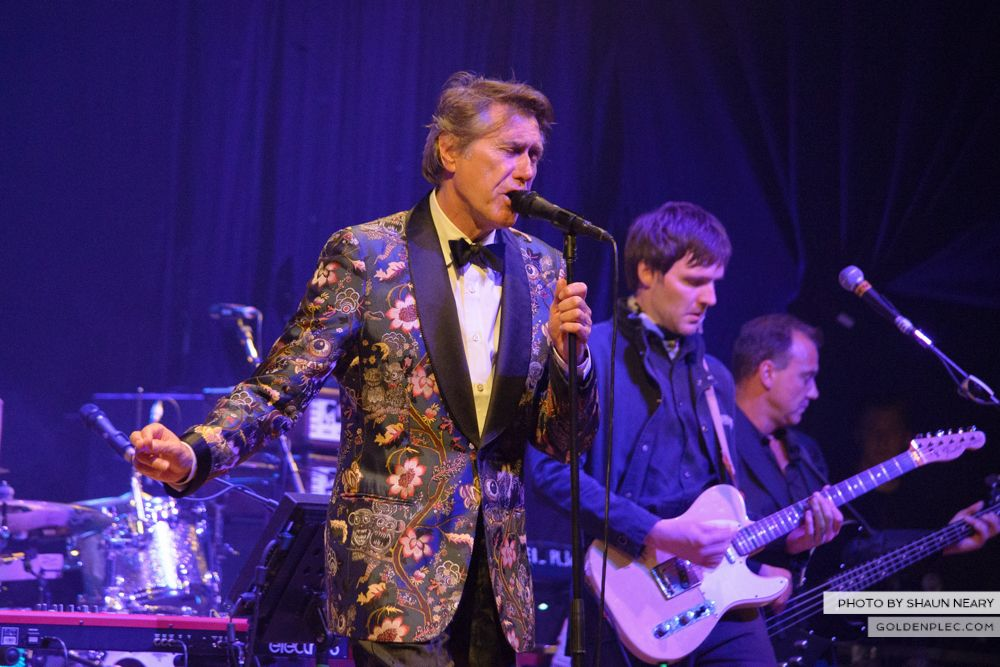 Bryan Ferry at The National Concert Hall, Dublin on June 18th 2014 by Shaun Neary-07