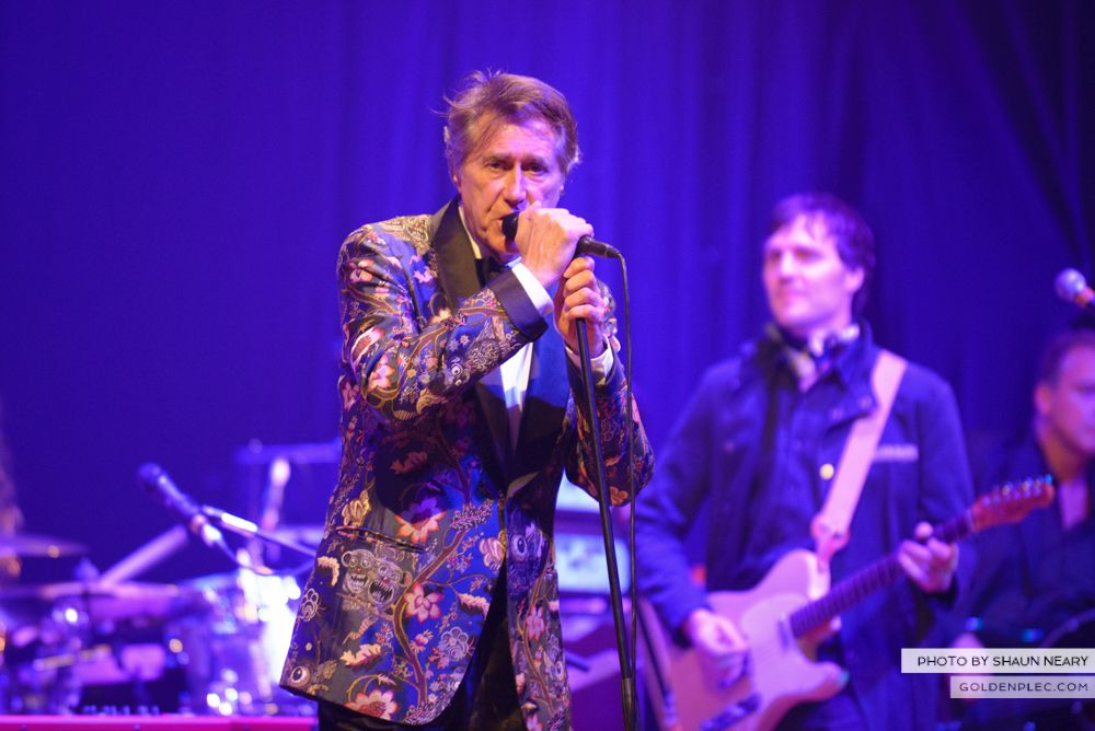 Bryan Ferry at The National Concert Hall, Dublin on June 18th 2014 by Shaun Neary-17