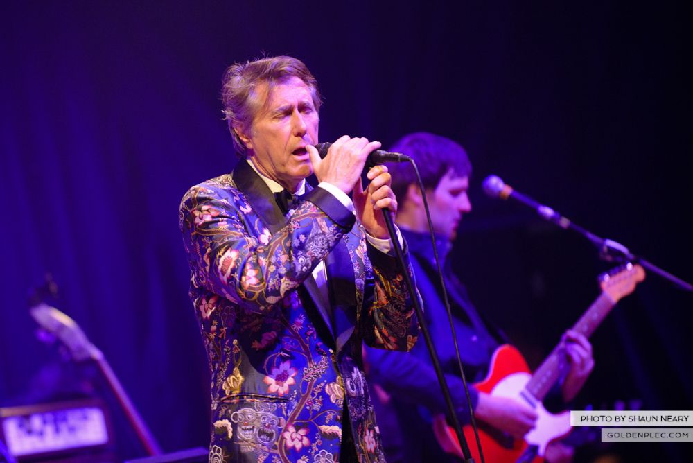 Bryan Ferry at The National Concert Hall, Dublin on June 18th 2014 by Shaun Neary-21