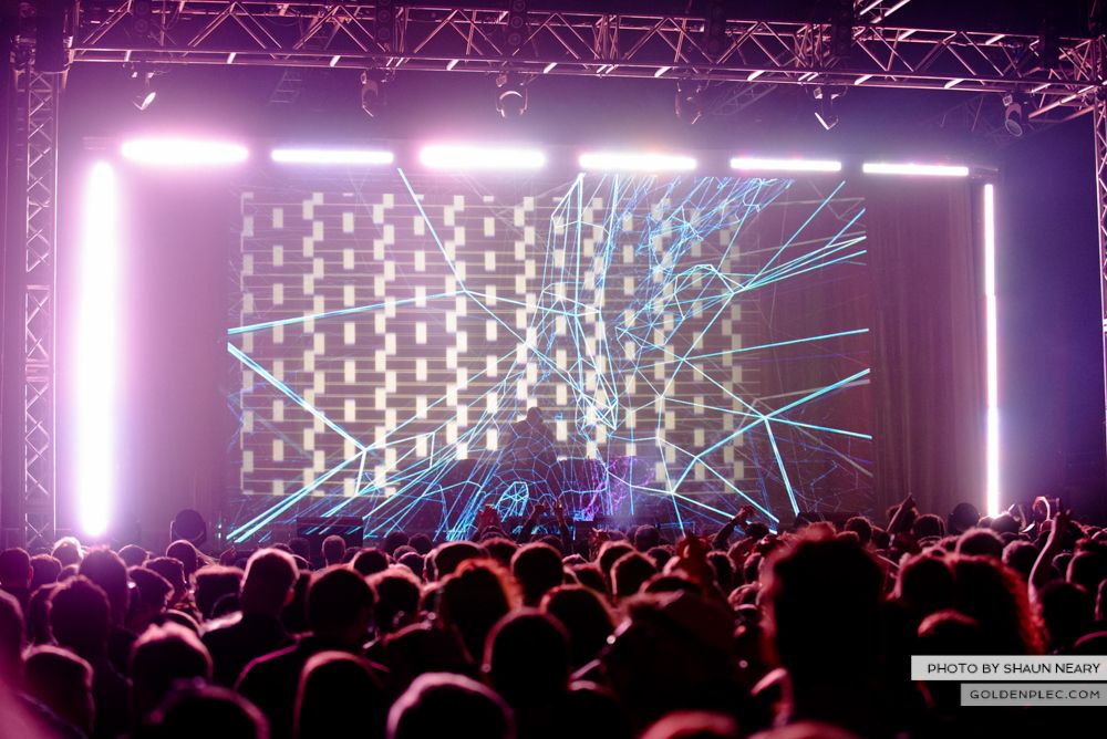 Flying Lotus 3D at Forbidden Fruit, IMMA, Dublin on May 31st 2014 by Shaun Neary-4