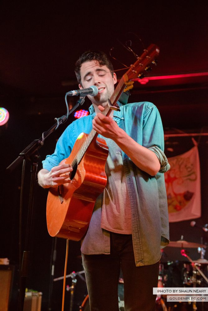 GIG – Conor Linnie at Workmans, Dublin on June 26th 2014 by Shaun Neary-10