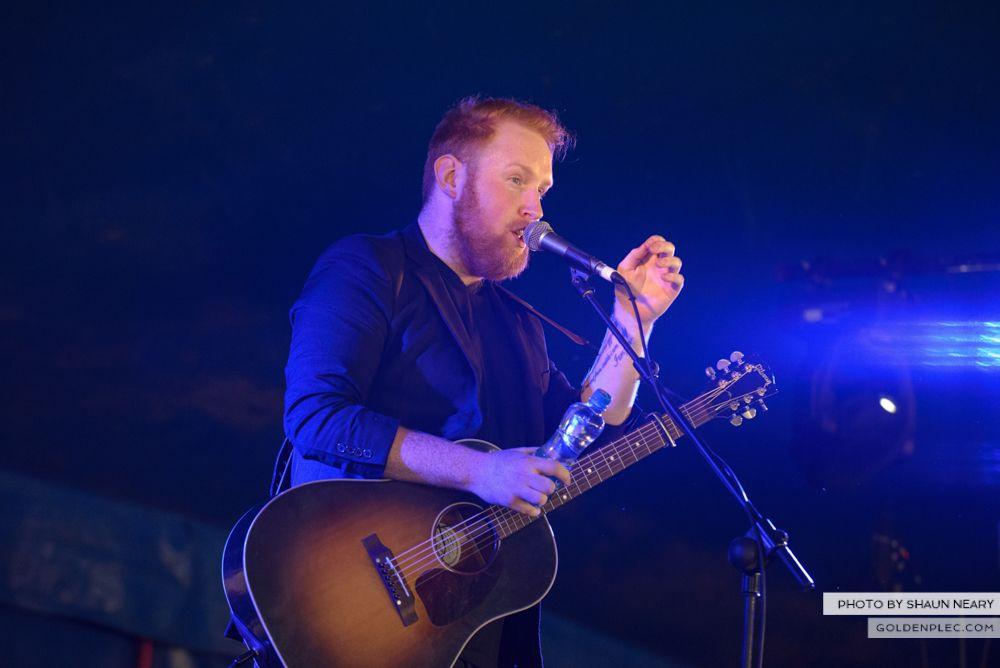 Gavin James at Forbidden Fruit, IMMA, Dublin on May 31st 2014 by Shaun Neary-1