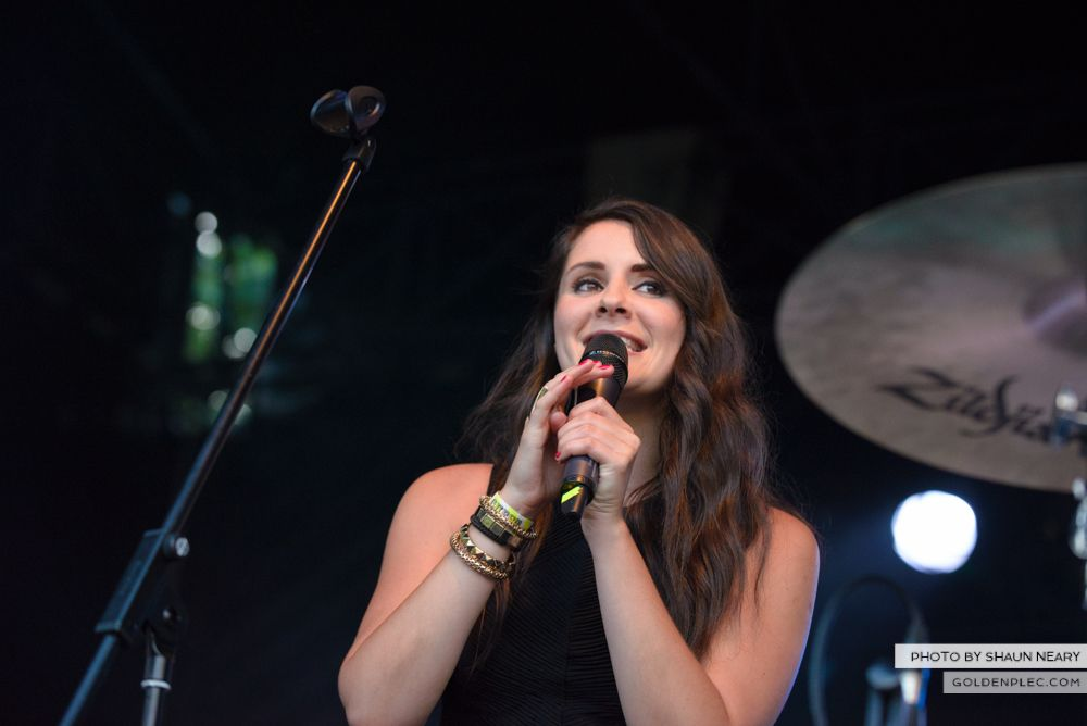 Heathers at Leopardstown Racecourse, Dublin on June 19th 2014 by Shaun Neary-04