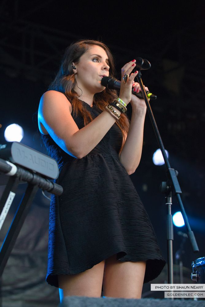 Heathers at Leopardstown Racecourse, Dublin on June 19th 2014 by Shaun Neary-06