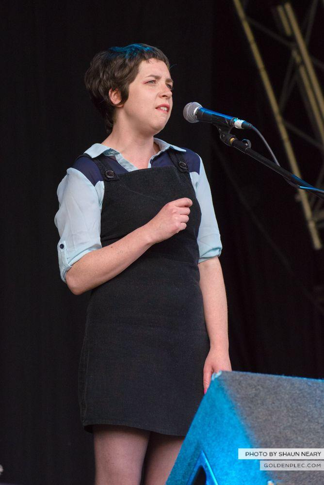 Lisa O'Neill at Forbidden Fruit, IMMA, Dublin on May 31st 2014 by Shaun Neary-1