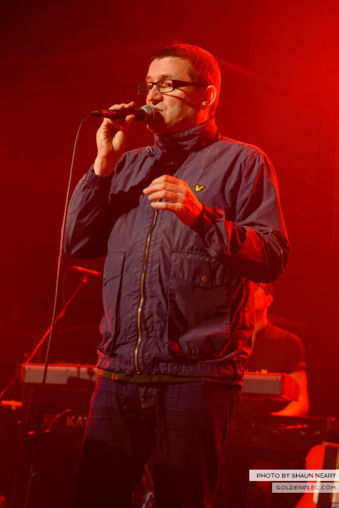 Paul Heaton & Jacqui Abbott at The Academy, Dublin on June 7th 2014 by Shaun Neary-10