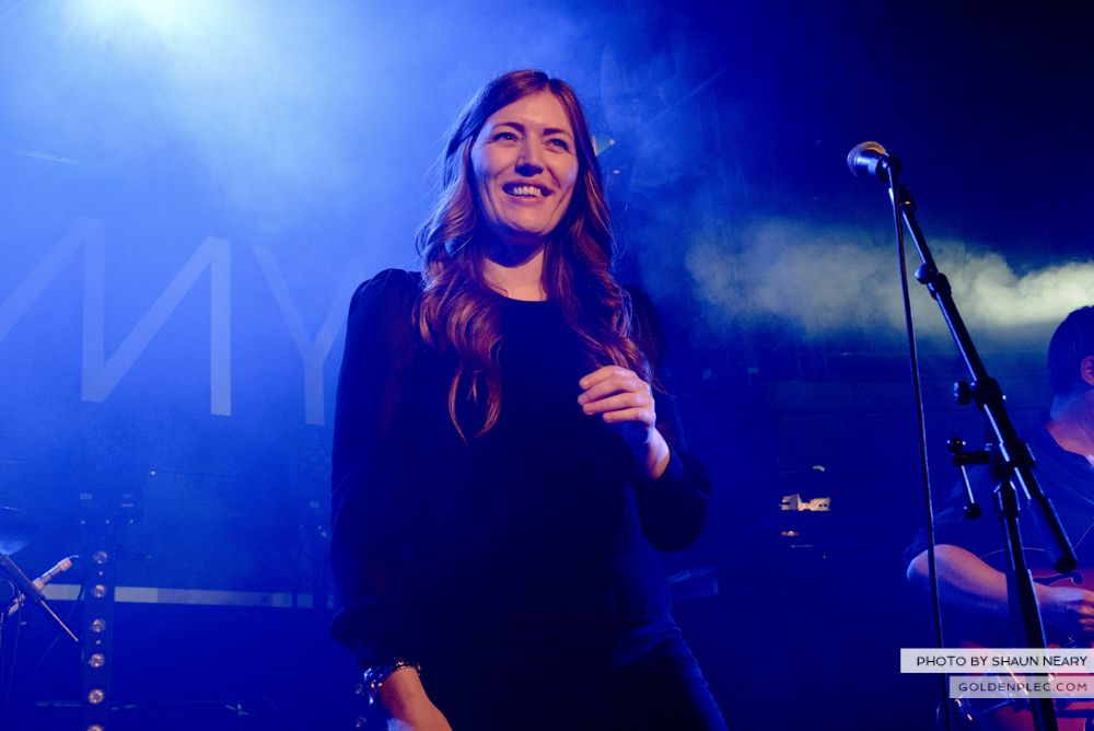 Paul Heaton & Jacqui Abbott at The Academy, Dublin on June 7th 2014 by Shaun Neary-13