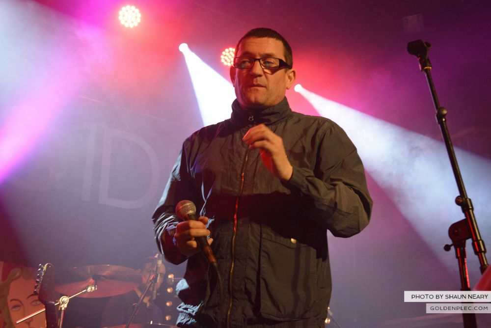 Paul Heaton & Jacqui Abbott at The Academy, Dublin on June 7th 2014 by Shaun Neary-16