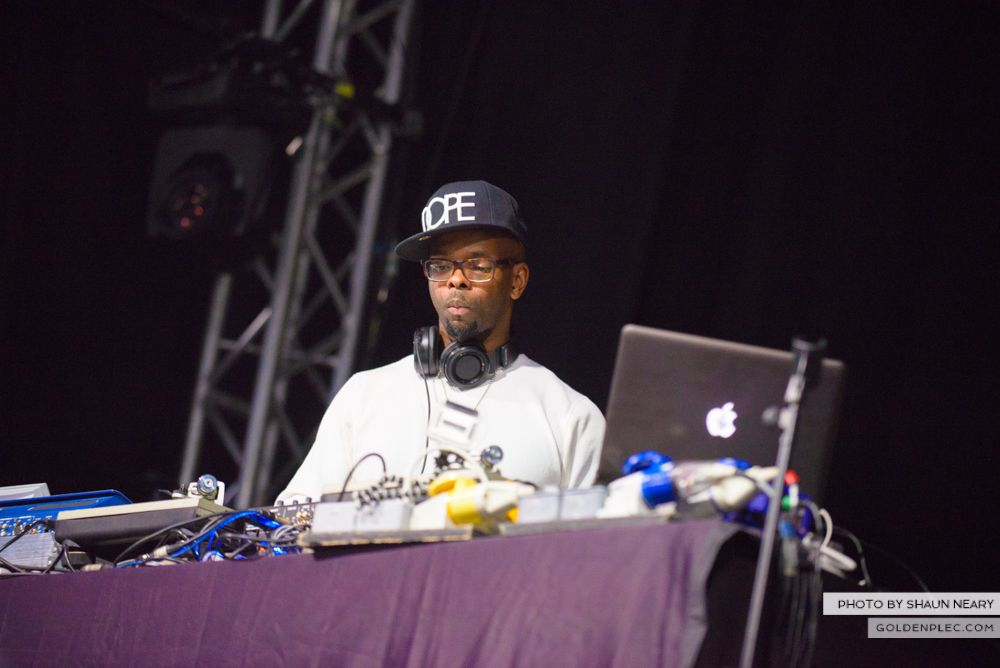 Public Enemy at Forbidden Fruit, IMMA, Dublin on June 1st 2014 by Shaun Neary-12