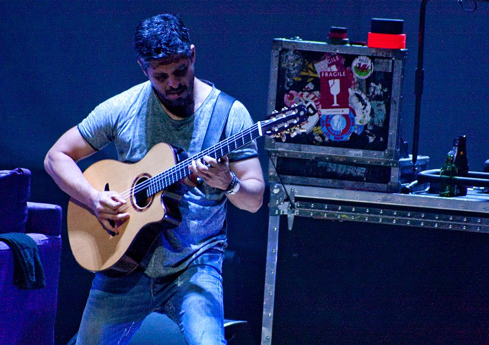 Rodrigo y Gabriela – National Concert Hall – Abraham Tarrush (7)