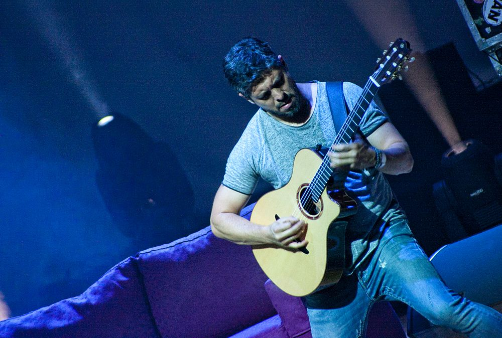 Rodrigo y Gabriela – National Concert Hall – Abraham Tarrush (9)