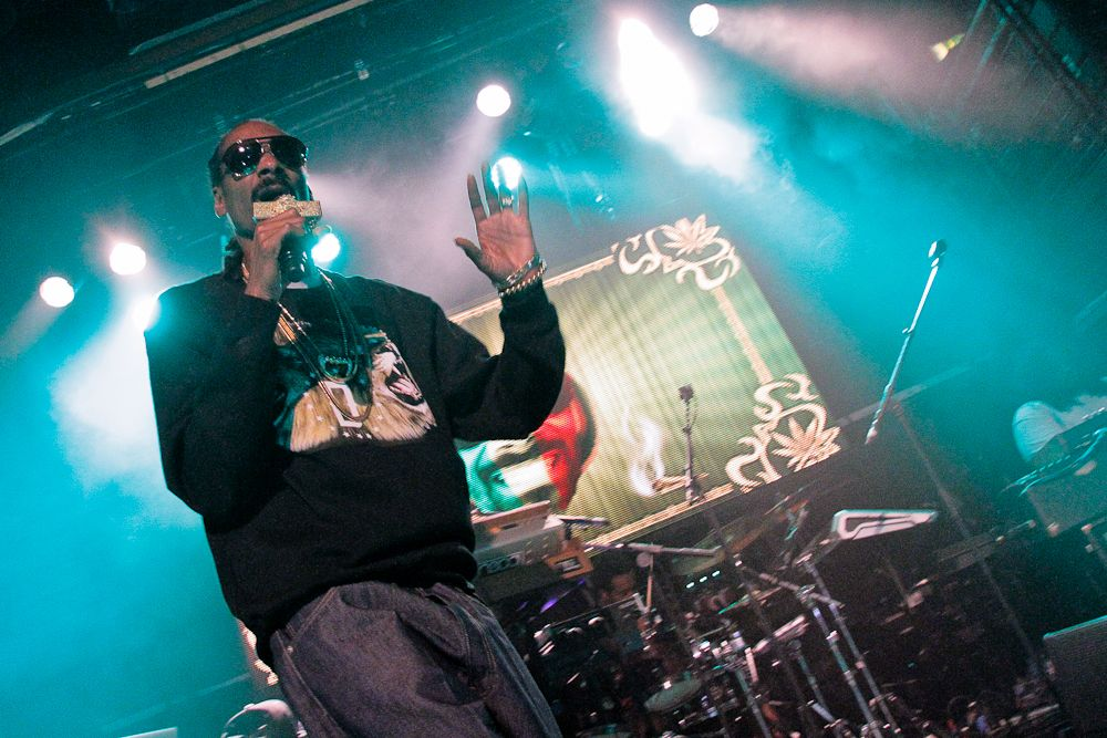 Snoop Dogg in The Academy on 8 June 2014 by Yan Bourke 013
