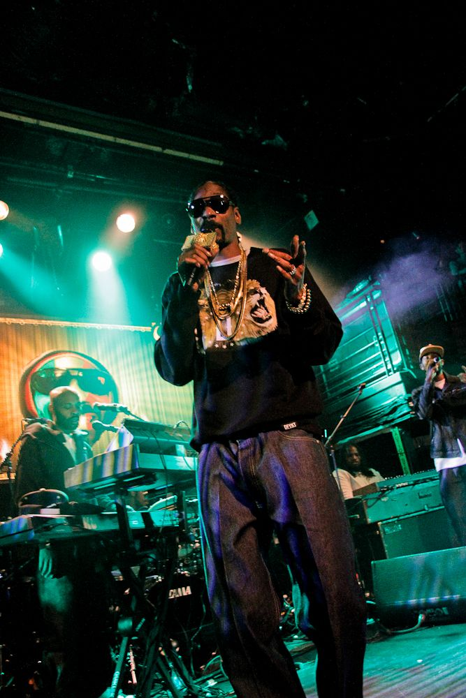 Snoop Dogg in The Academy on 8 June 2014 by Yan Bourke 022
