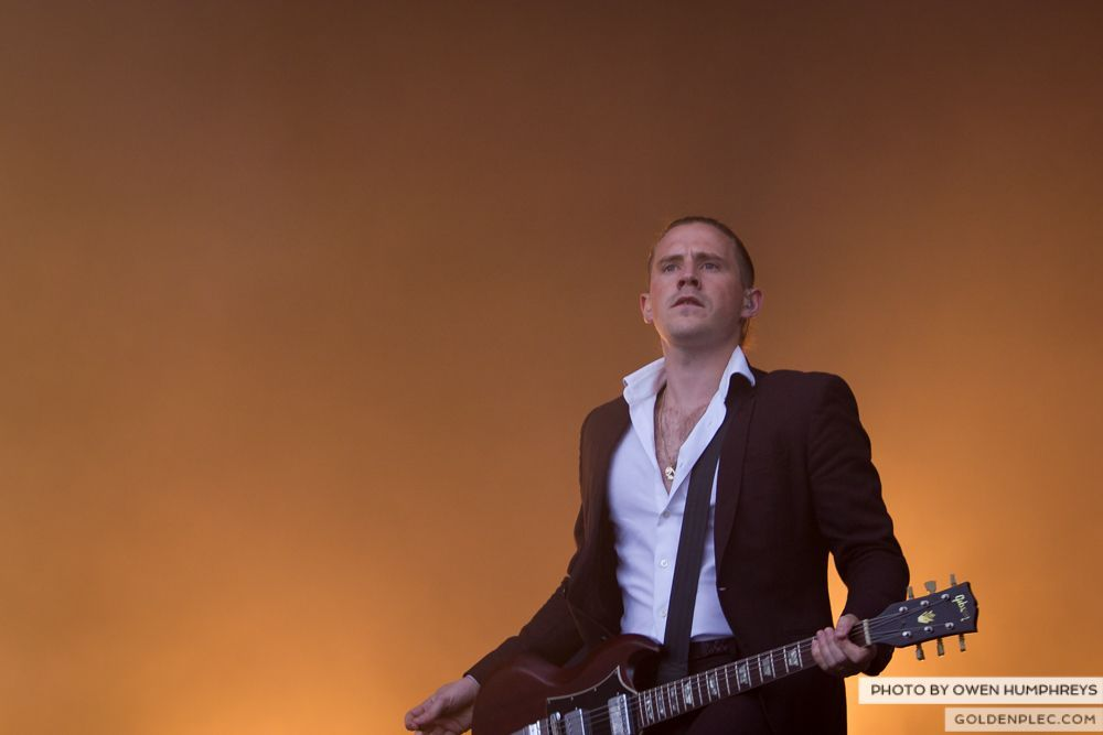 Arctic Monkeys at Marlay Park by Owen Humphreys (3 of 24)