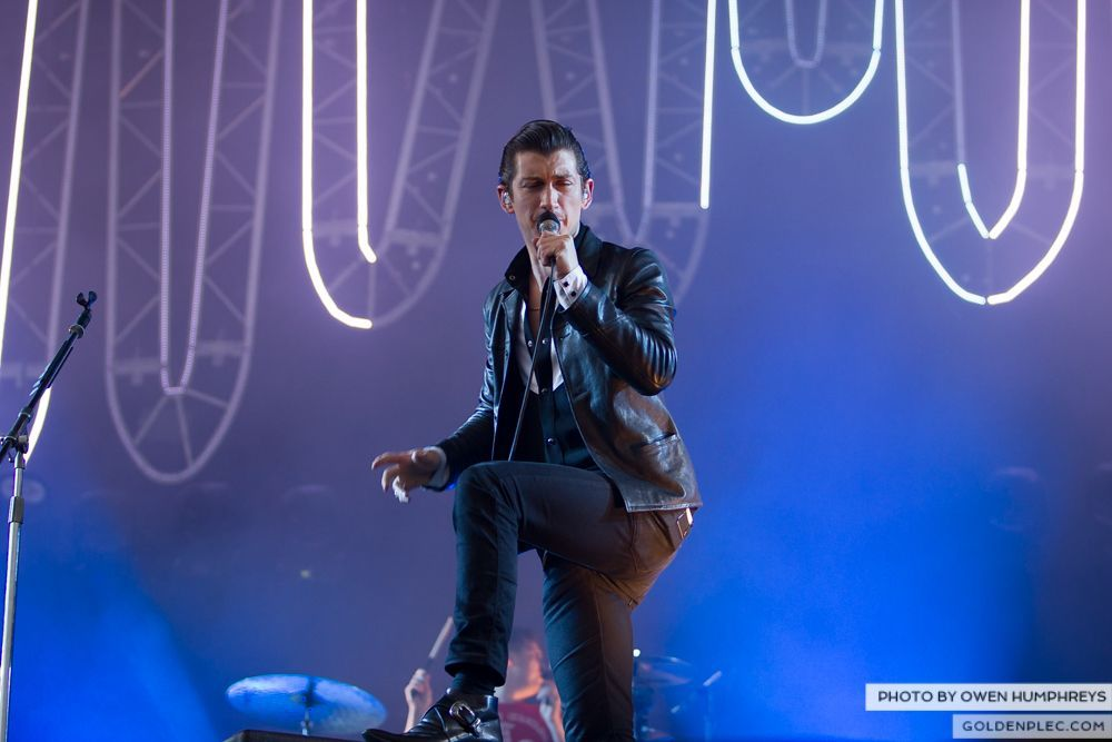 Arctic Monkeys at Marlay Park by Owen Humphreys (7 of 24)