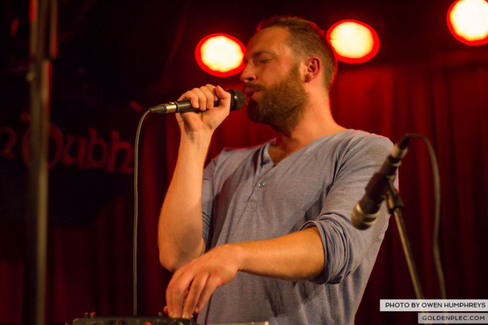 Brian Deady at the Roisin Dubh – Galway Arts Festival by Owen Humphreys (4 of 6)