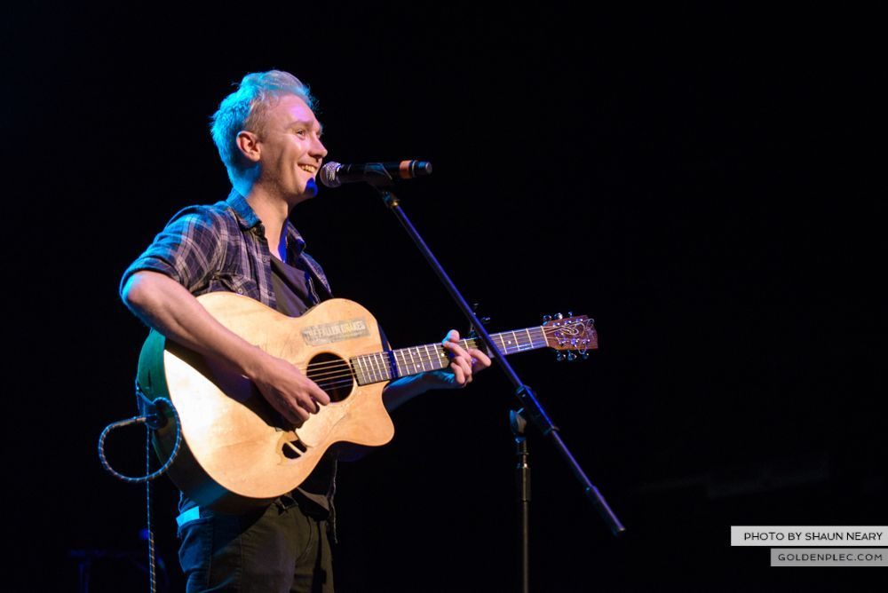 Brian McGovern at The Olympia Theatre, Dublin on June 30th 2014 by Shaun Neary-1