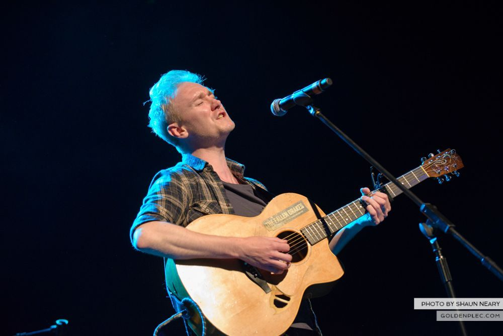Brian McGovern at The Olympia Theatre, Dublin on June 30th 2014 by Shaun Neary-2
