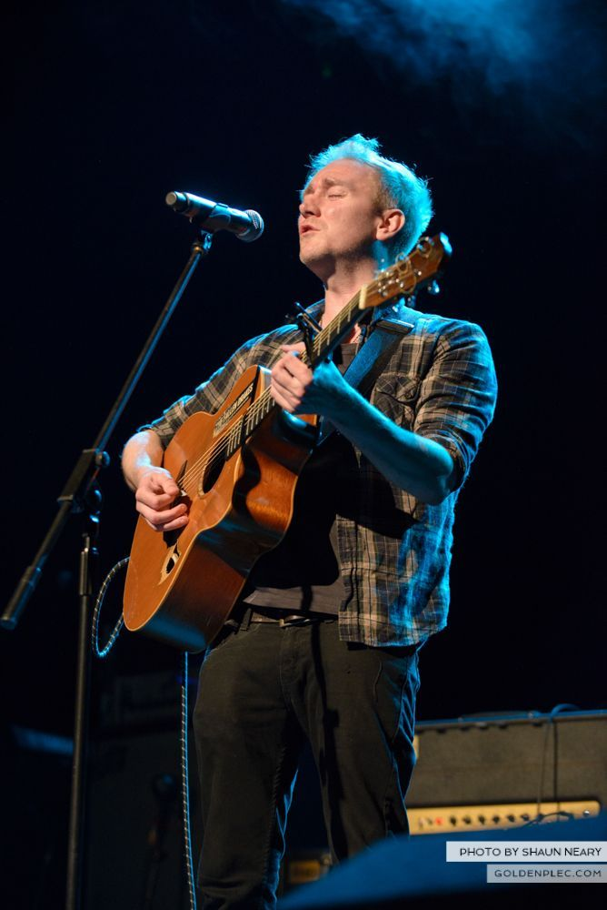 Brian McGovern at The Olympia Theatre, Dublin on June 30th 2014 by Shaun Neary-3