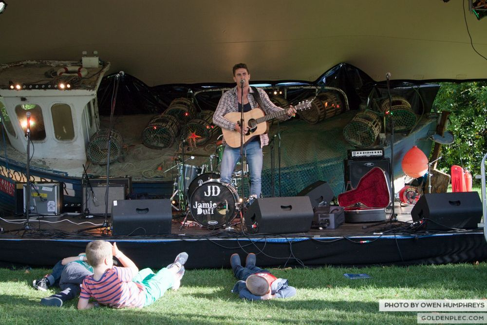 Jamie Duff at Groove Festival 2014 (1 of 4)