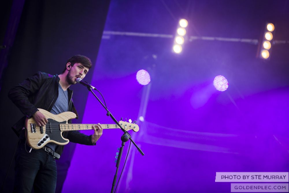 KODALINE at MARLEY PARK by STE MURRAY