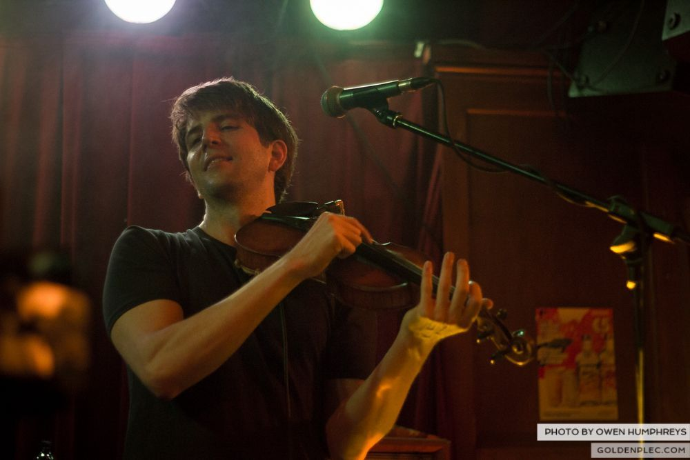 Owen Pallett at the Roisin Dubh – Galway Arts Festival by Owen Humphreys (3 of 12)