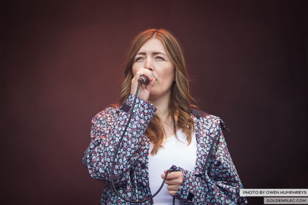 Paul Heaton and Jacqui Abbott at Groove Festival 2014 (2 of 8)