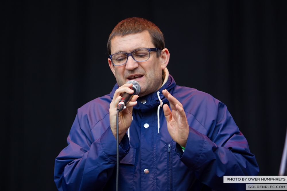Paul Heaton and Jacqui Abbott at Groove Festival 2014 (6 of 8)